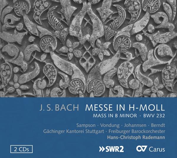 Bach wunderbar ausbalanciert